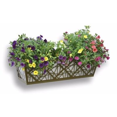 Suport metalic jardiniera Web